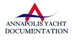 Annapolis Yacht Documentation
